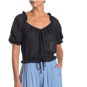 Free People Dorothy Top - NWT - Large